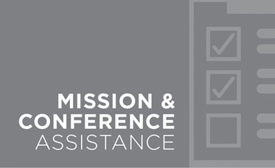 Mission & Conference Assistance